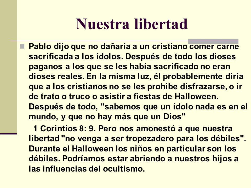 Nuestra libertad