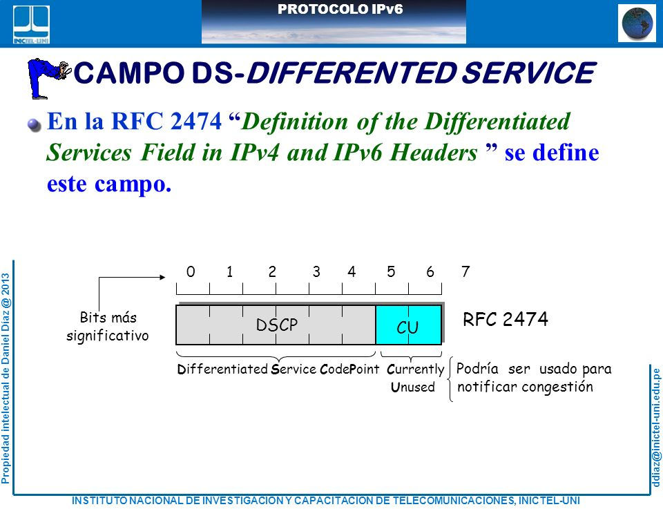 CAMPO DS-DIFFERENTED SERVICE