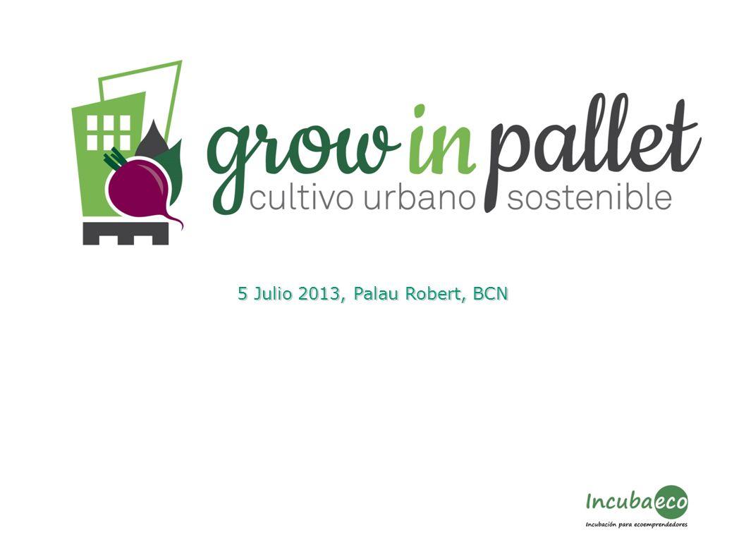 5 Julio 2013, Palau Robert, BCN Hola, buenas tardes 1