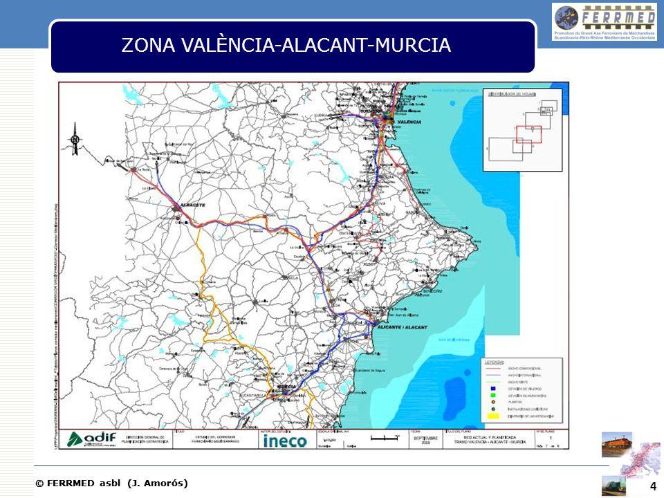 ZONA VALÈNCIA-ALACANT-MURCIA