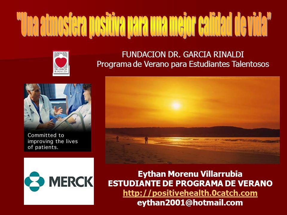 Eythan Morenu Villarrubia ESTUDIANTE DE PROGRAMA DE VERANO