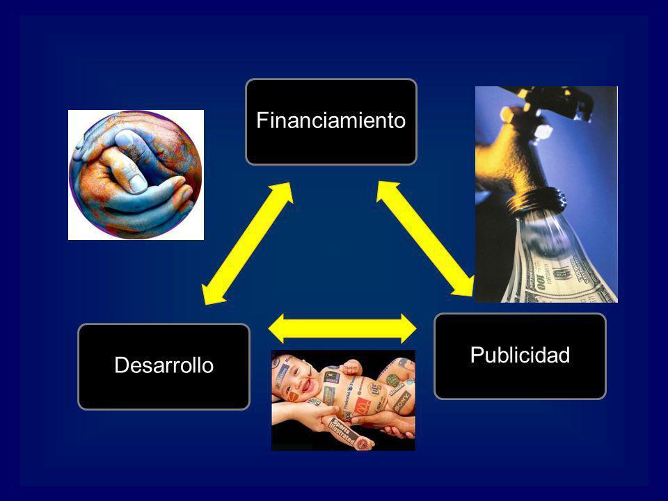 Financiamiento Publicidad Desarrollo