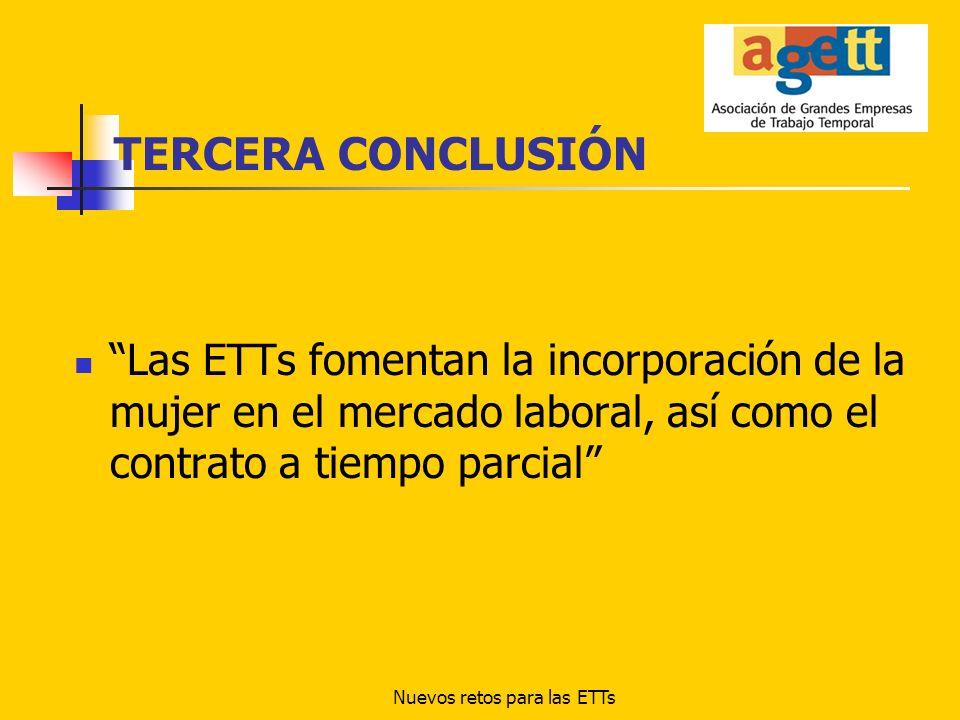 Nuevos retos para las ETTs