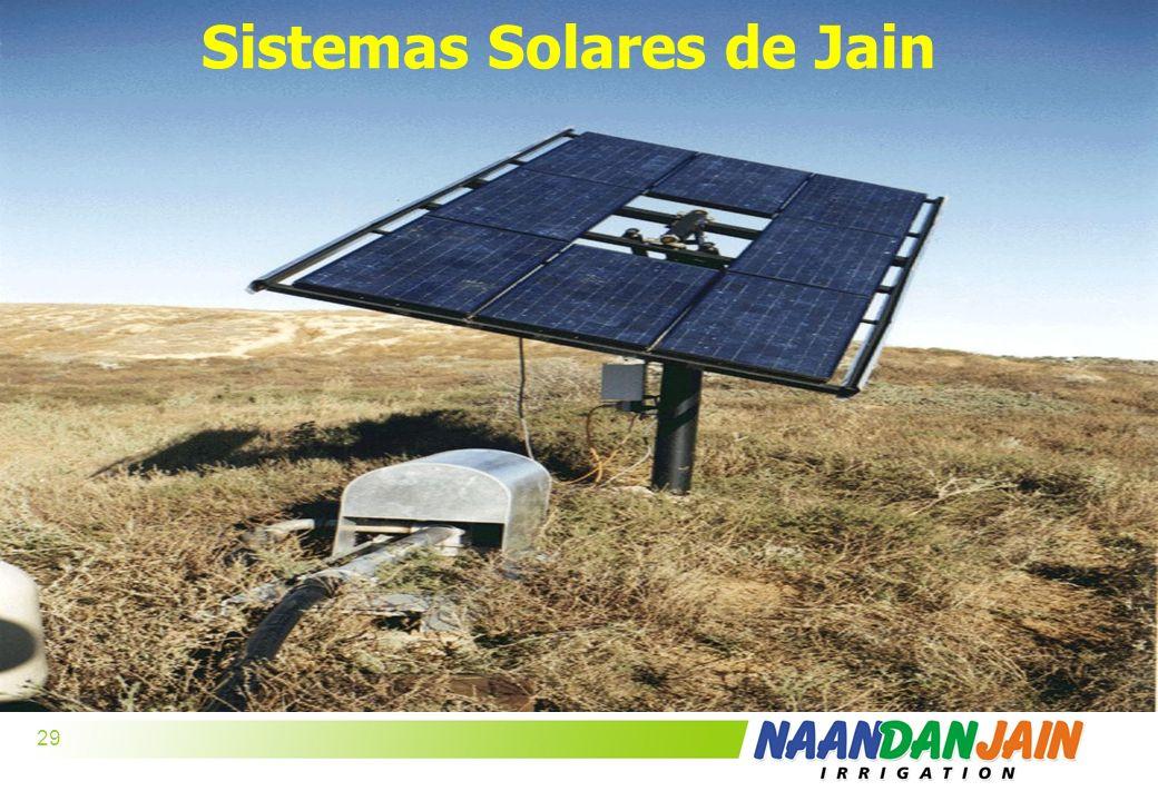 Sistemas Solares de Jain