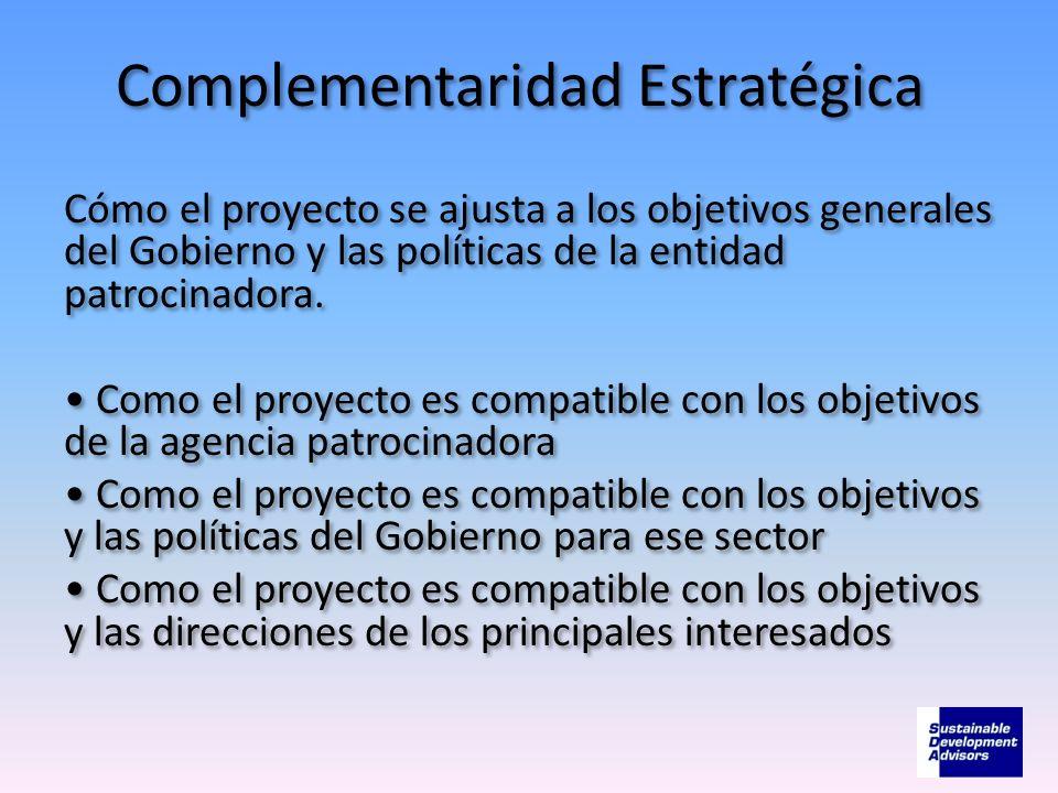Complementaridad Estratégica