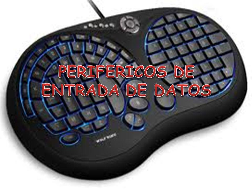 PERIFERICOS DE ENTRADA DE DATOS