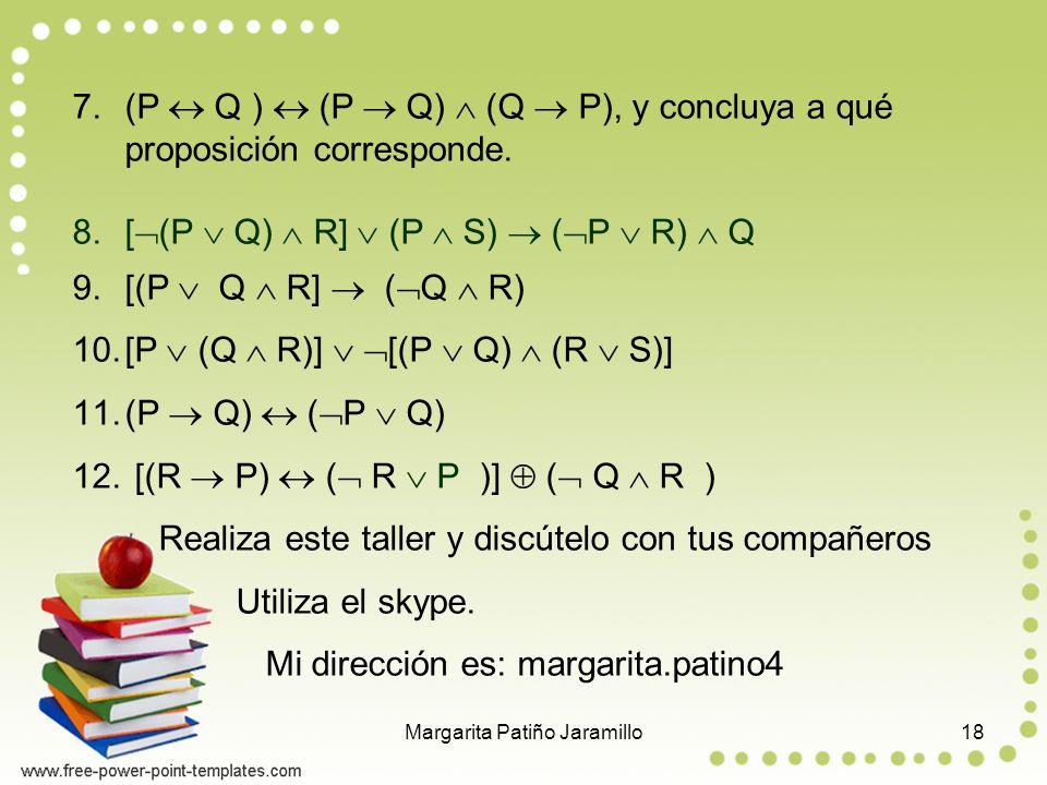 Margarita Patiño Jaramillo