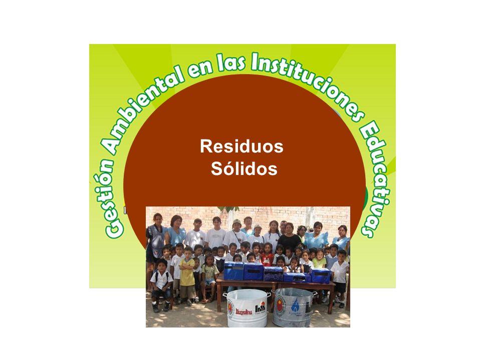Energía Renovable Residuos Sólidos