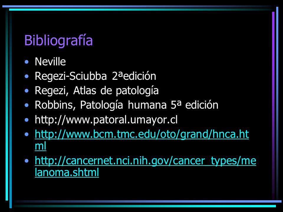 Bibliografía Neville Regezi-Sciubba 2ªedición