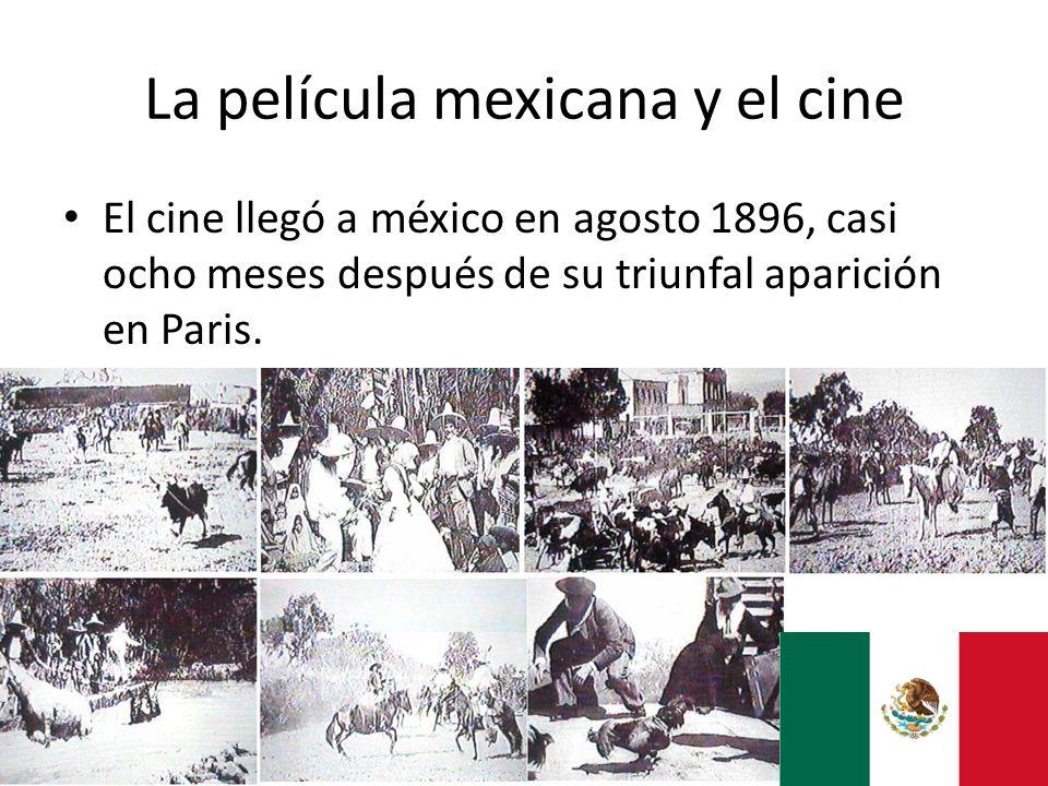 La película mexicana y el cine