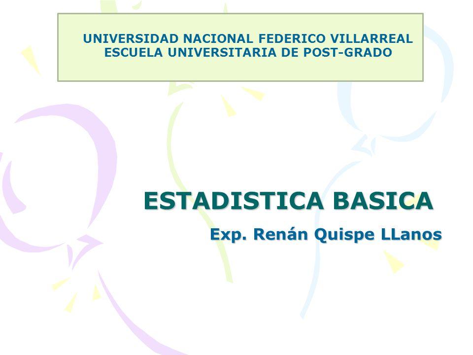Exp. Renán Quispe LLanos