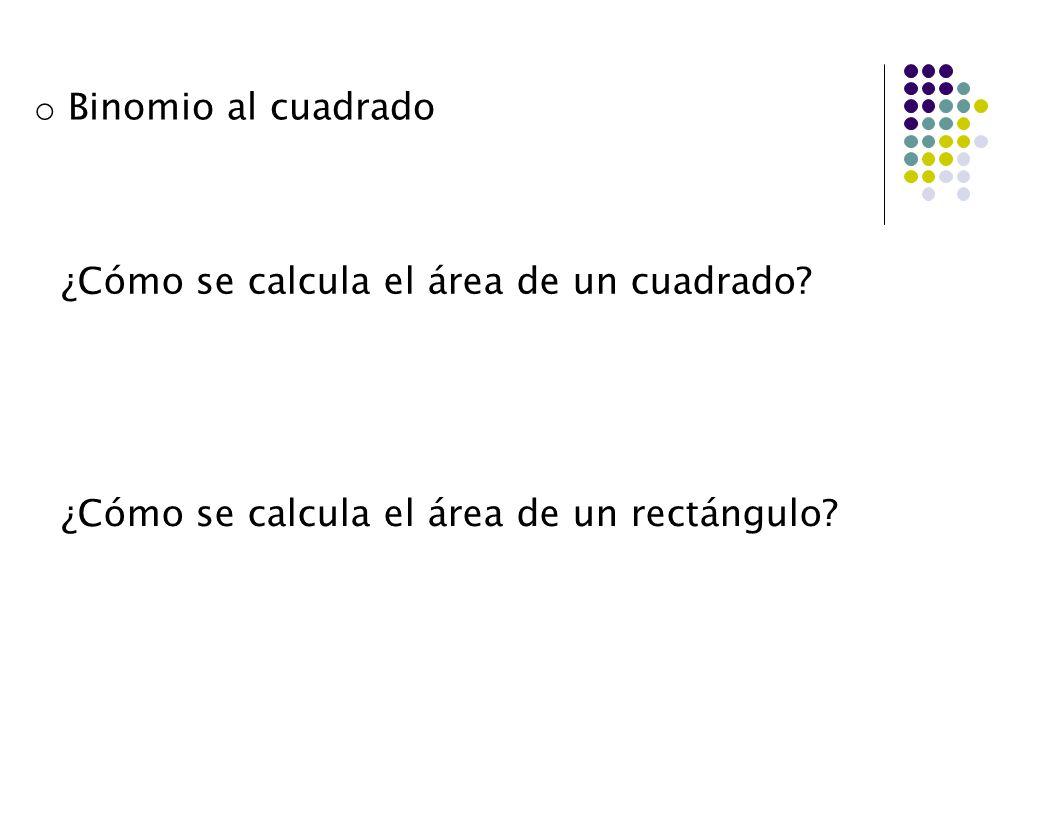 ¿Cómo se calcula el área de un cuadrado