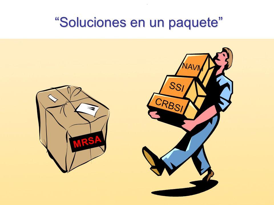 Soluciones en un paquete