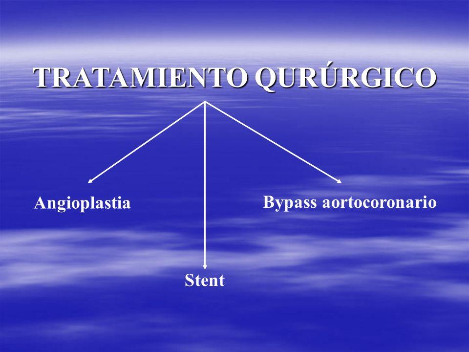 TRATAMIENTO QURÚRGICO