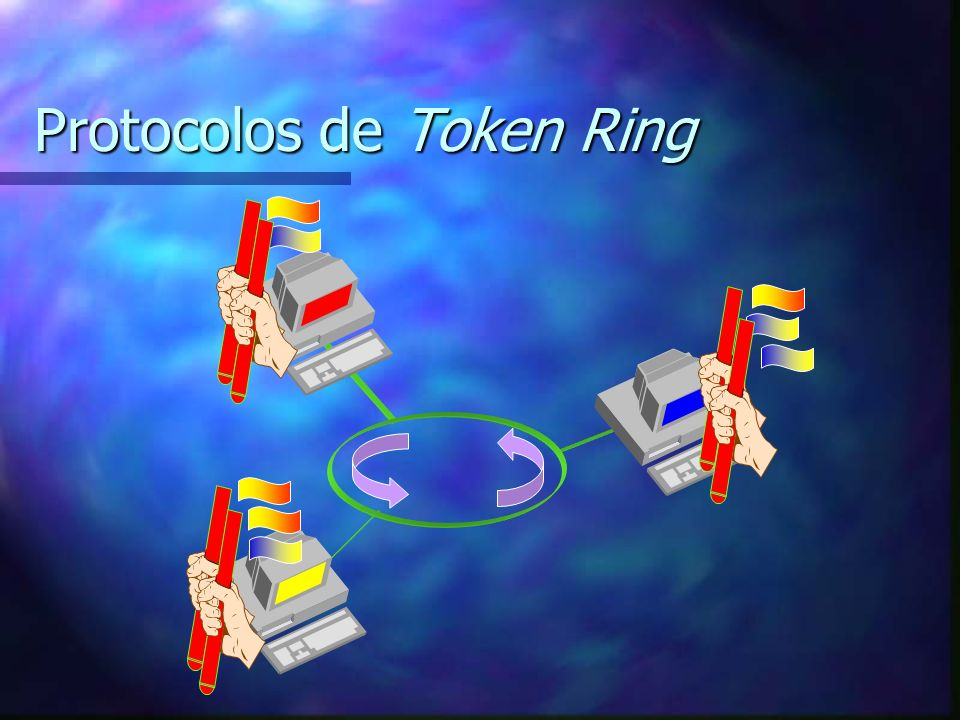 Protocolos de Token Ring