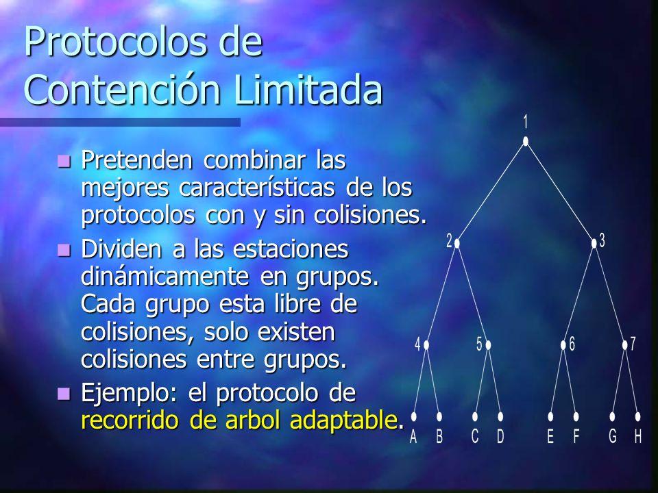 Protocolos de Contención Limitada