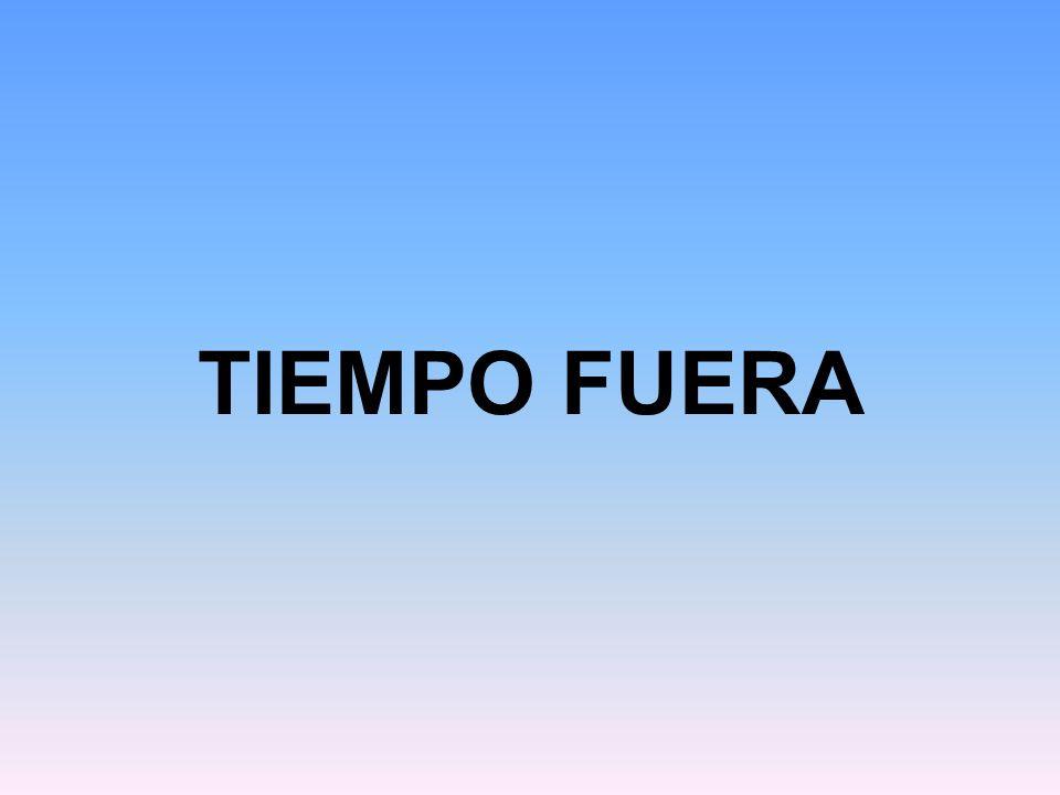 TIEMPO FUERA