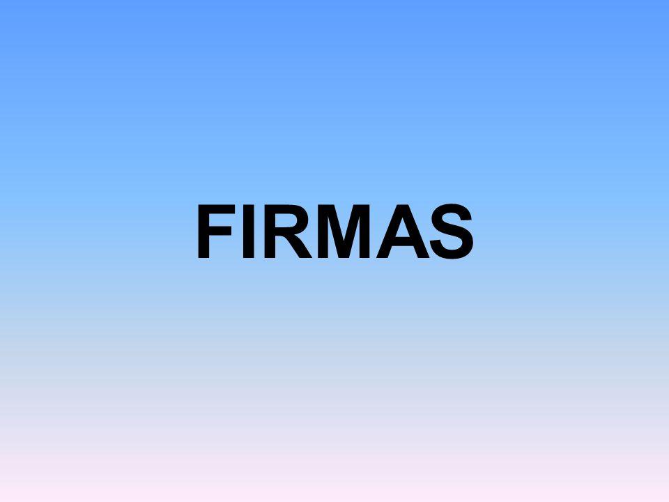 FIRMAS