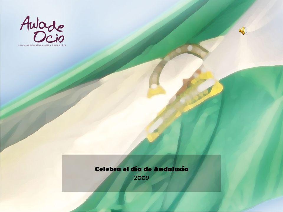 Celebra el día de Andalucía