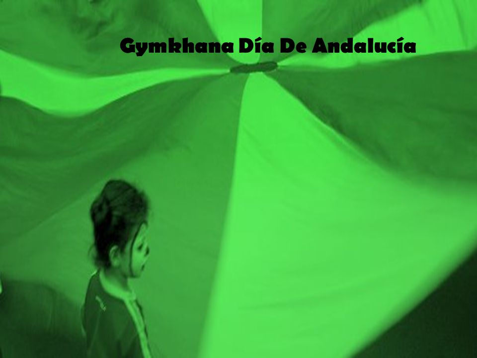 Gymkhana Día De Andalucía