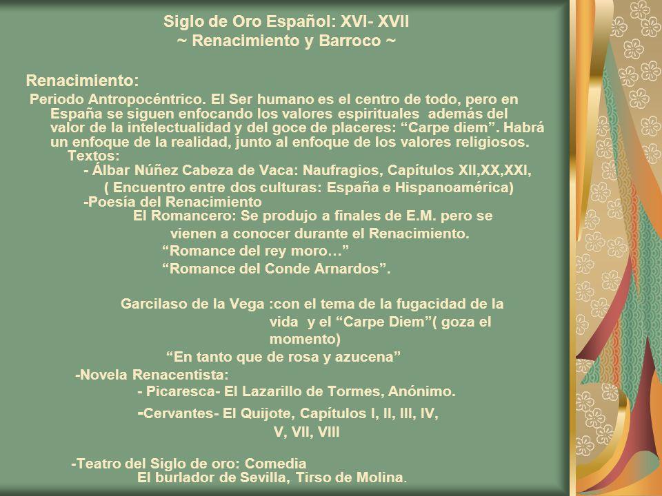 -Cervantes- El Quijote, Capítulos I, II, III, IV,