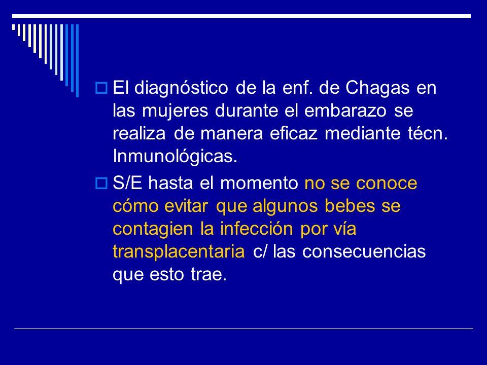 El diagnóstico de la enf