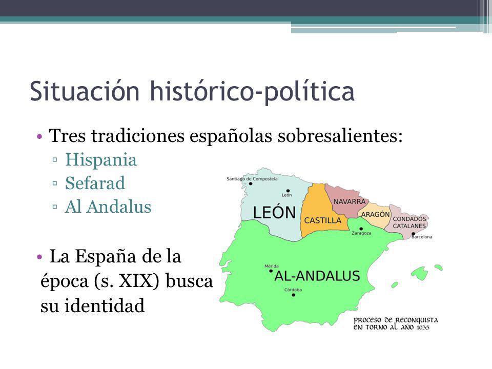 Situación histórico-política