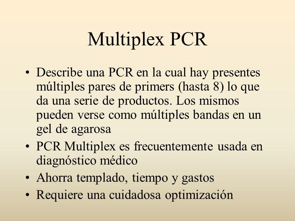 Multiplex PCR