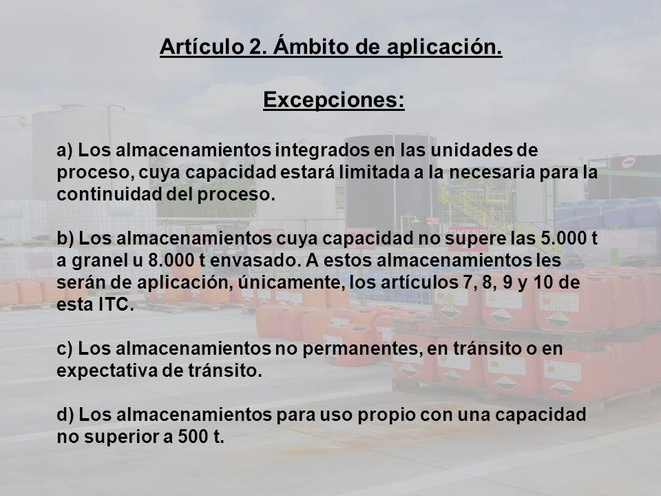 Artículo 2. Ámbito de aplicación