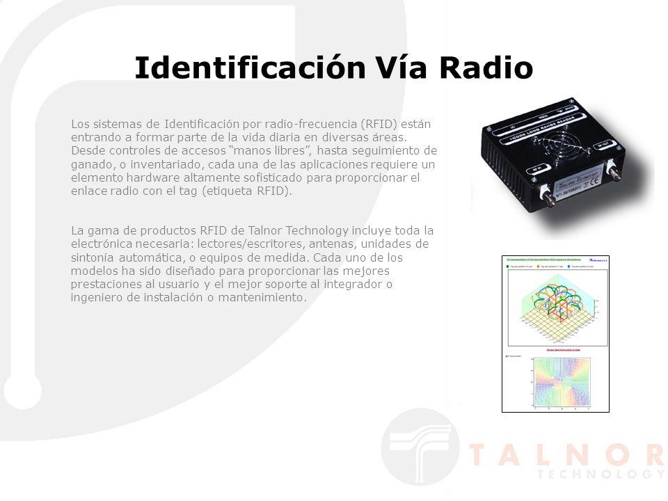 Identificación Vía Radio