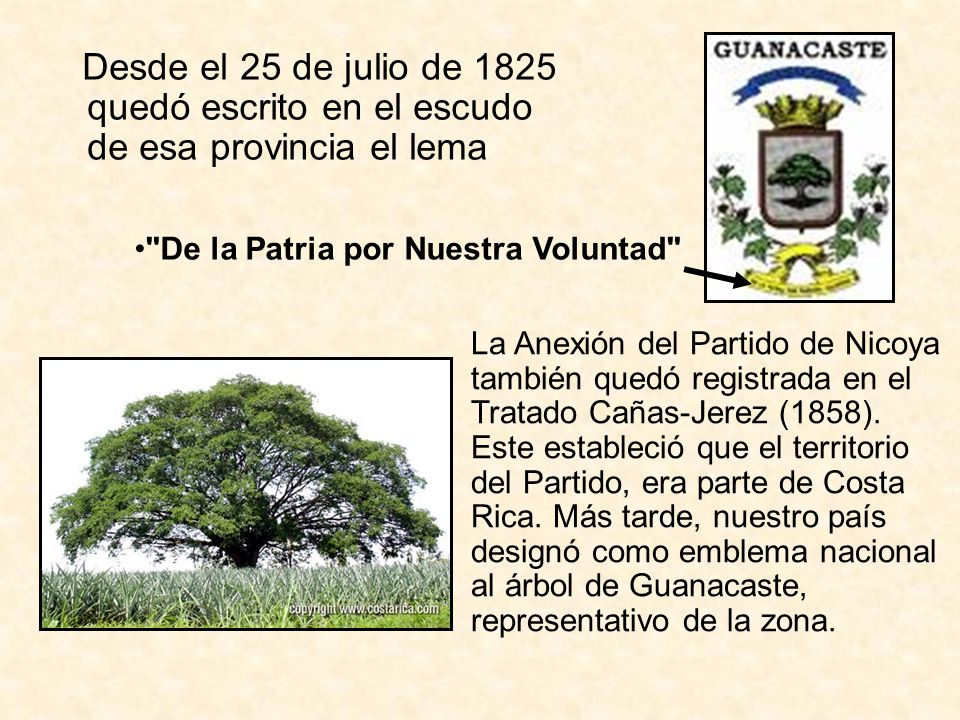 Desde el 25 de julio de 1825 quedó escrito en el escudo de esa provincia el lema