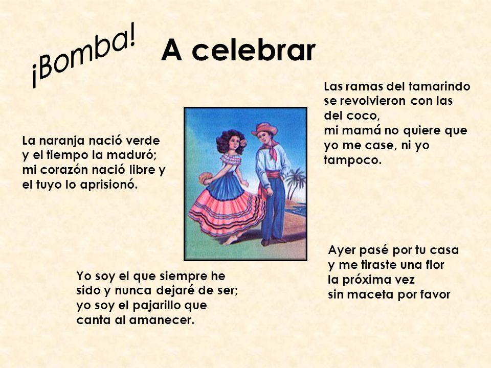 A celebrar¡Bomba!