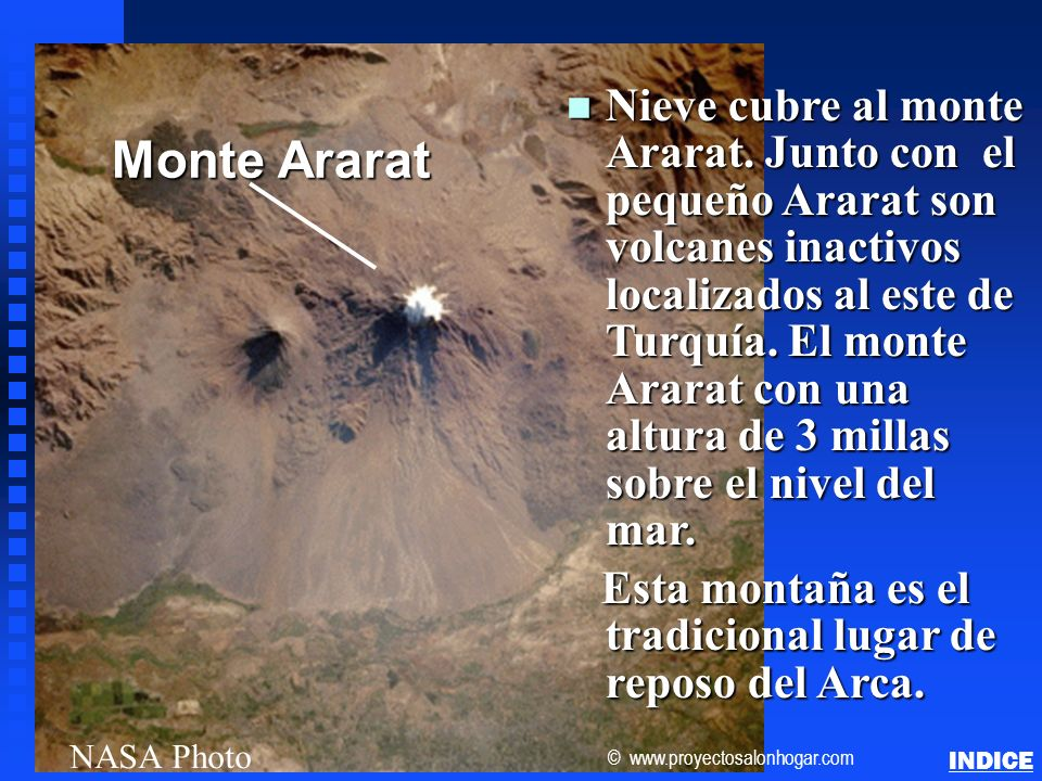 Click to add title Monte Ararat