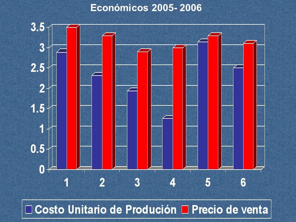 Económicos 2005- 2006 GGAVATT LA CINTA DE BERNALES 2006