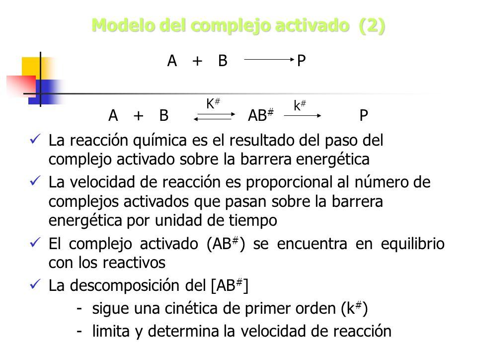Modelo del complejo activado (2)