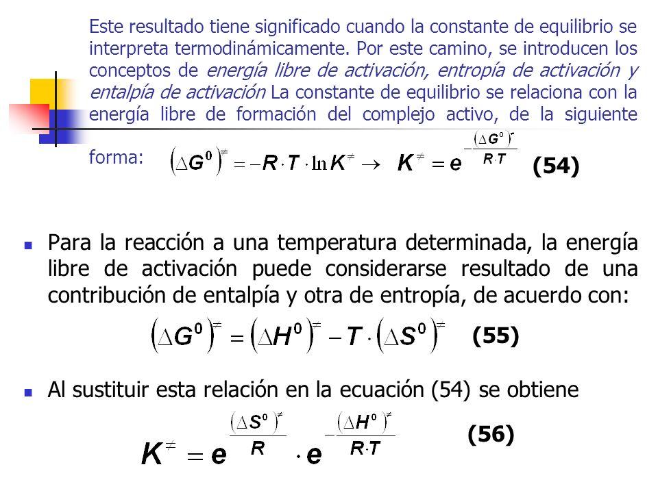 Al sustituir esta relación en la ecuación (54) se obtiene (55)