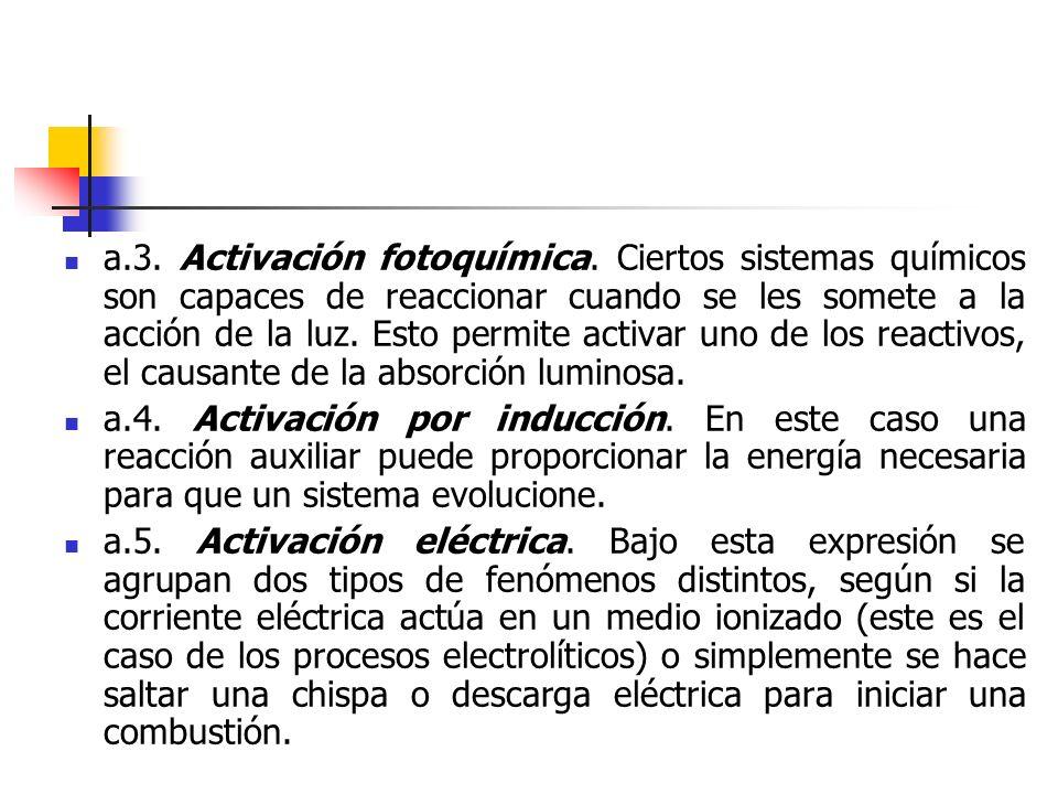 a. 3. Activación fotoquímica