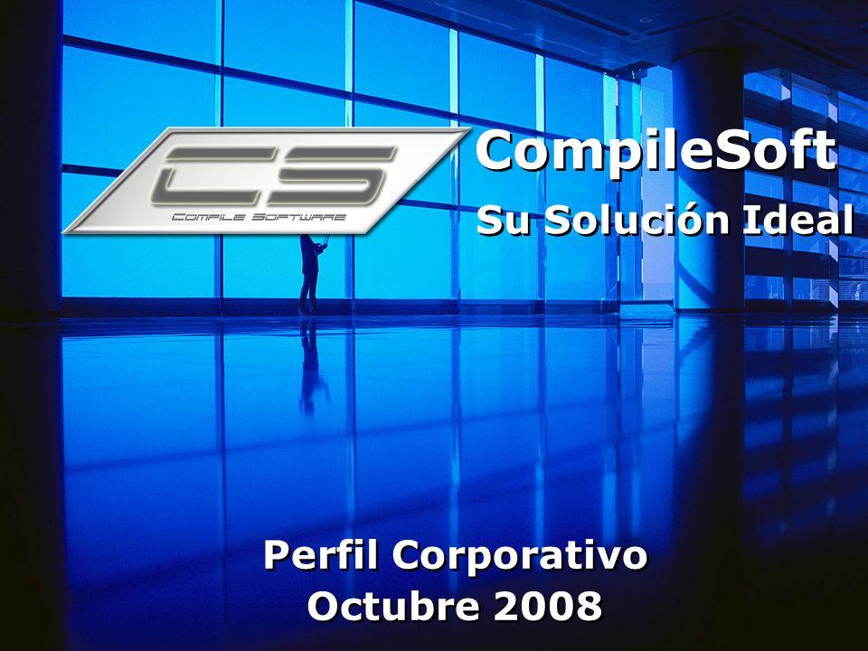 CompileSoft Su Solución Ideal Perfil Corporativo Octubre 2008