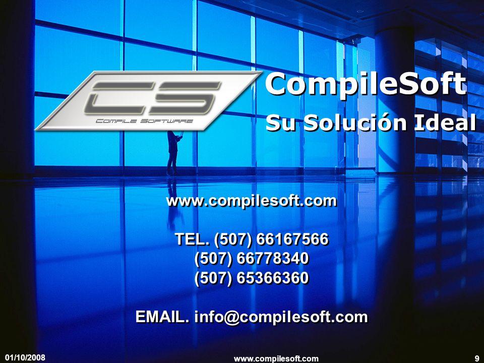 CompileSoft Su Solución Ideal