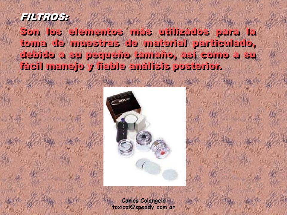 FILTROS: