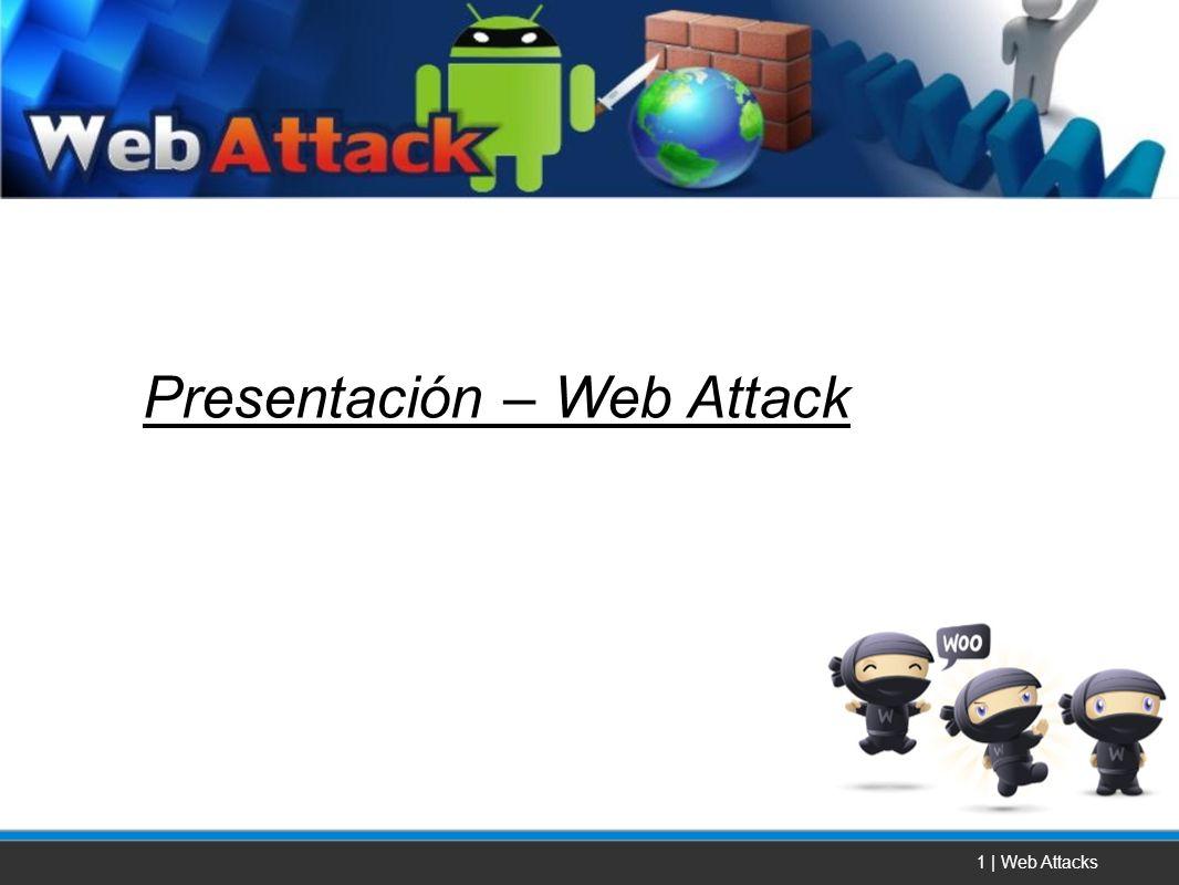 Presentación – Web Attack