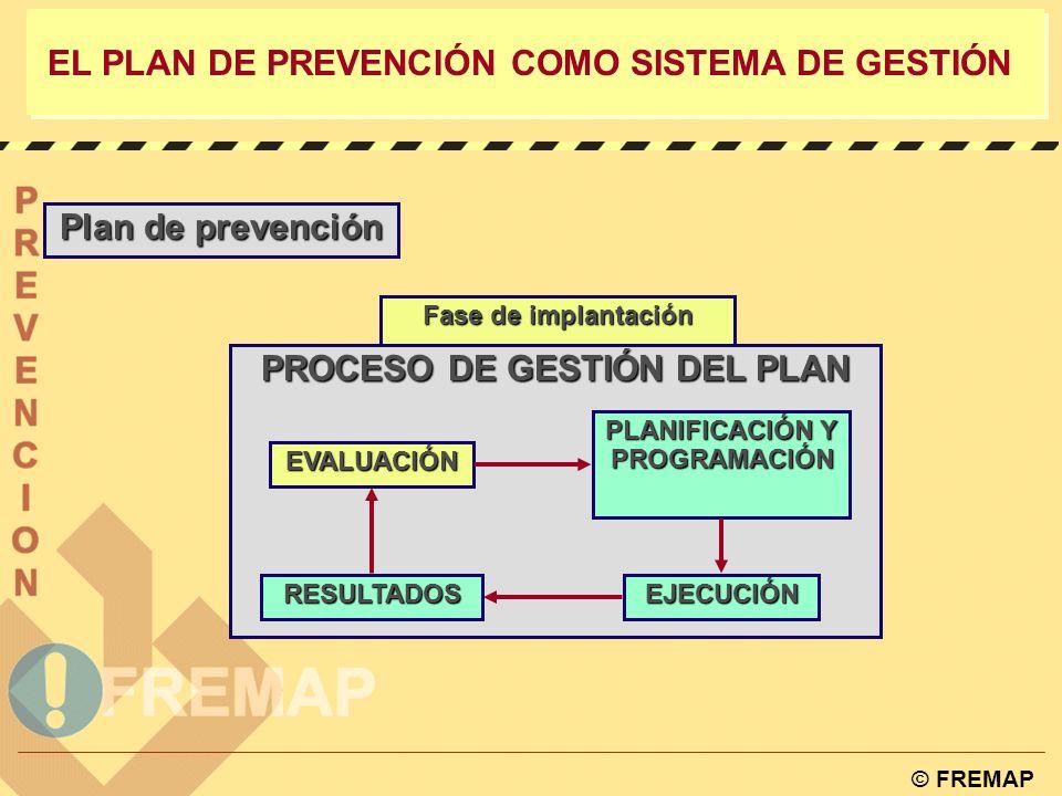 PROCESO DE GESTIÓN DEL PLAN PLANIFICACIÓN Y PROGRAMACIÓN
