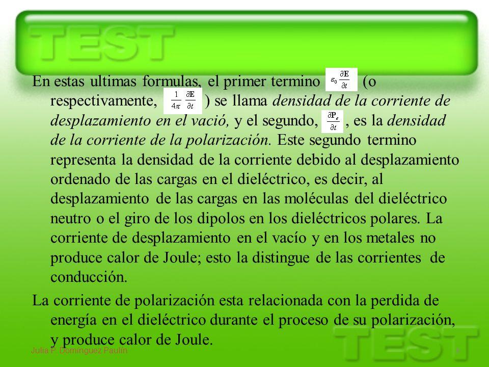 Julia P. Domínguez Paulín