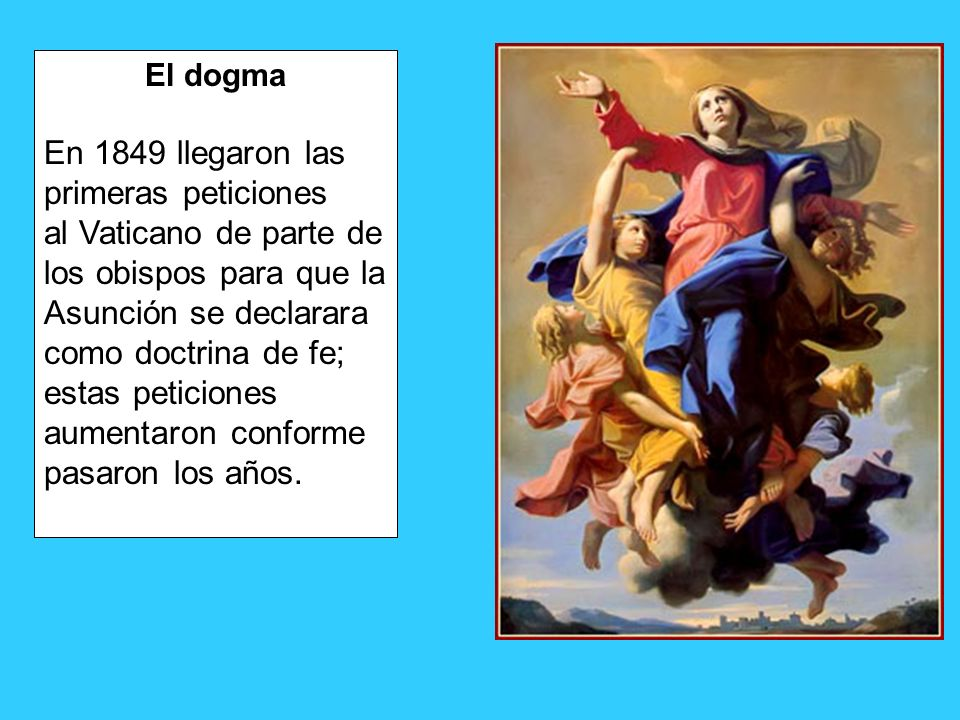 El dogma