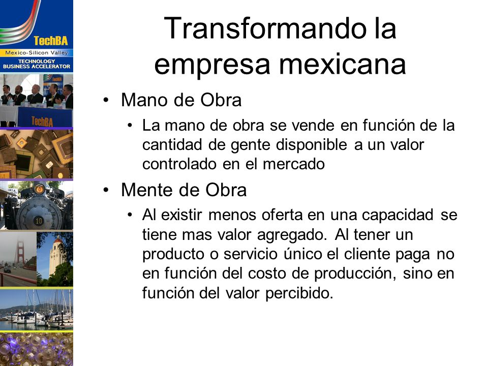 Transformando la empresa mexicana