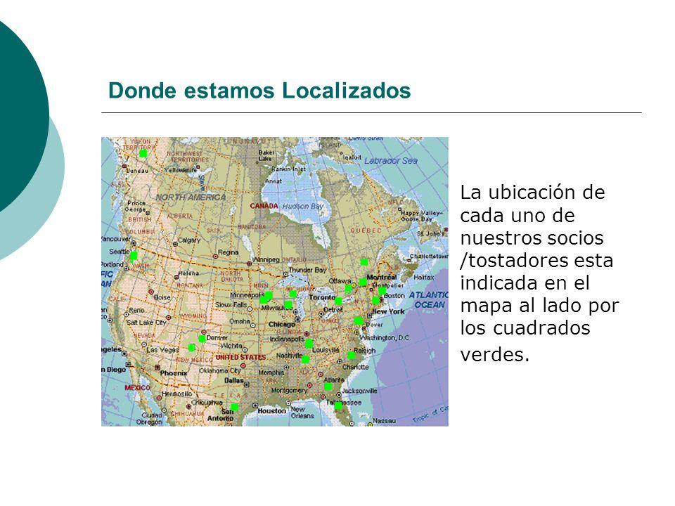 Donde estamos Localizados