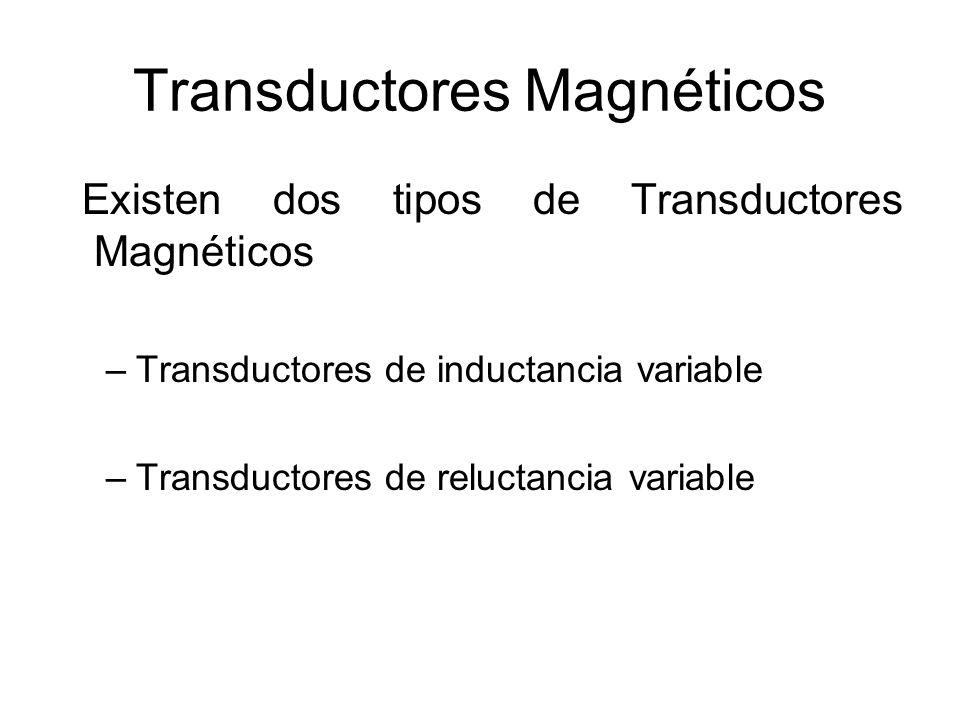 Transductores Magnéticos