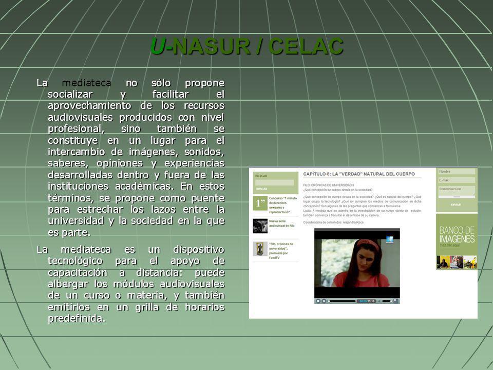 U-NASUR / CELAC