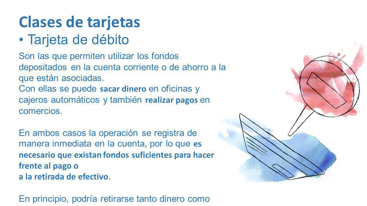 T tarjetas bancarias ppt descargar for Cuanto dinero se puede retirar de un cajero