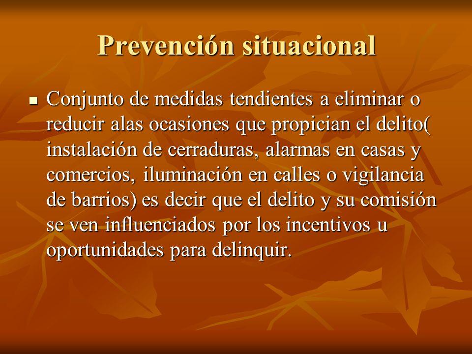 Prevención situacional